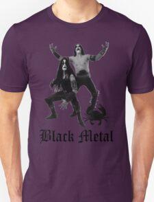 Crab Metal T-Shirt