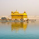 The Golden Temple by Clive S