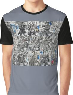 All the Doctors Graphic T-Shirt