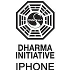 Dharma Initiative Iphone by LiquidSugar