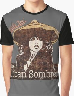 The Urban Sombrero Graphic T-Shirt