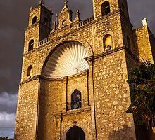 Parroquia de Nuestra Señora de Guadalupe, San Cristóbal by Mario Morales Rubi
