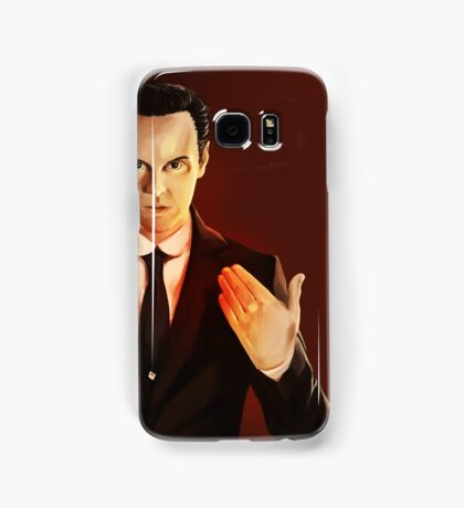 I will burn your phone out of you Samsung Galaxy Case/Skin