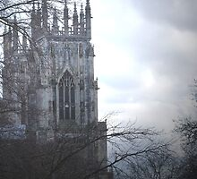 York Cathedral by Pamela Rose Sime