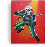 SPACEMAN Canvas Print