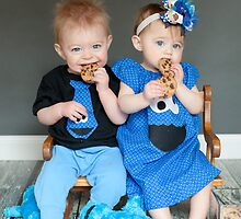 We Like Cookies Mum! by Belle Farley