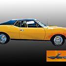 1974 AMC Javelin by Bryan D. Spellman
