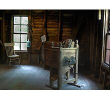 Window Seat Photographic Print