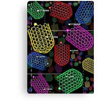 """Sheldon Wears Nanotubes""© Canvas Print"