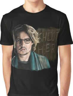 Secret Window Graphic T-Shirt