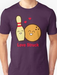 Cute Amusing Bowling Ball T-Shirt