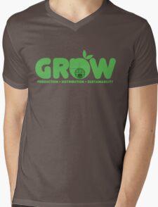Oxfam: Grow  Mens V-Neck T-Shirt