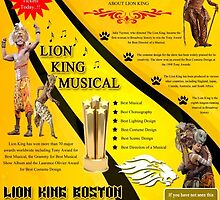 The Lion King Broadway by broadwaytheater