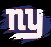 Giants Logo Battle Scarred by KeithSwo