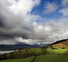 Windermere, near Ambleside by imperfecteye