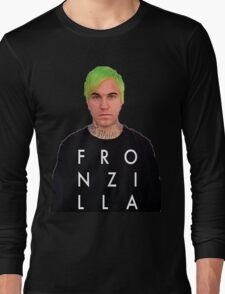 Fronzilla Galaxy Long Sleeve T-Shirt