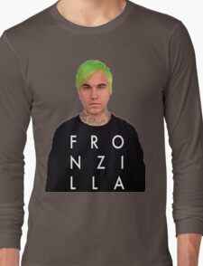Fronzilla Galaxy Long Sleeve T-Shirt