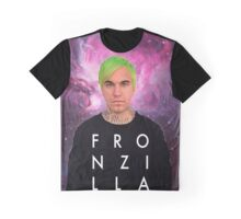 Fronzilla Galaxy Graphic T-Shirt