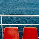 Ferry Boat Seats by Clockworkmary