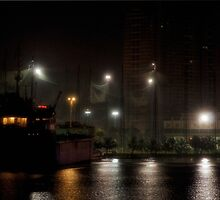 Saigon Ghost Ship by Kasia-D