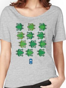 Revenge of the Frogs Women's Relaxed Fit T-Shirt