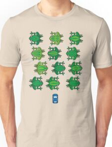 Revenge of the Frogs Unisex T-Shirt