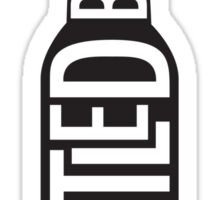 Bottled Beer Sticker