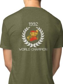 1992 World Champion Tri-blend T-Shirt