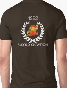 1992 World Champion T-Shirt