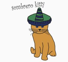 Sombrero kitty by Amy101