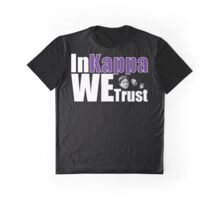In Kappa We Trust Graphic T-Shirt