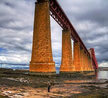 How big is this bridge? by Tom Gomez
