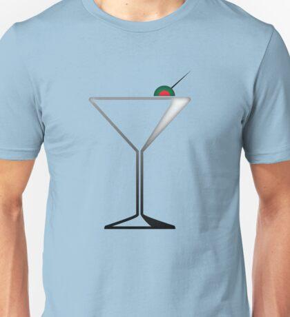 Martini 2 Unisex T-Shirt