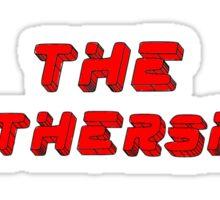 The Mothership Sticker