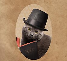 Sir Sophisticat by bizooey