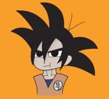 Goku by deadprincess