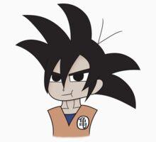 Goku Baby Tee