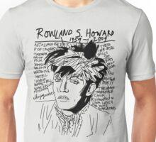 Rowland S. Howard Tribute T-Shirt
