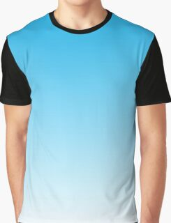 Blue Soak Graphic T-Shirt