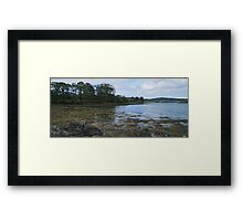 Tranquility at Sheephaven Framed Print