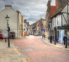 In the Footsteps of Charles Dickens  by larry flewers