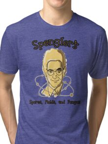 Spenglers Spores Molds and Fungus  Tri-blend T-Shirt