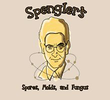 Spenglers Spores Molds and Fungus  Unisex T-Shirt