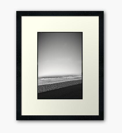 Stay Close Framed Print