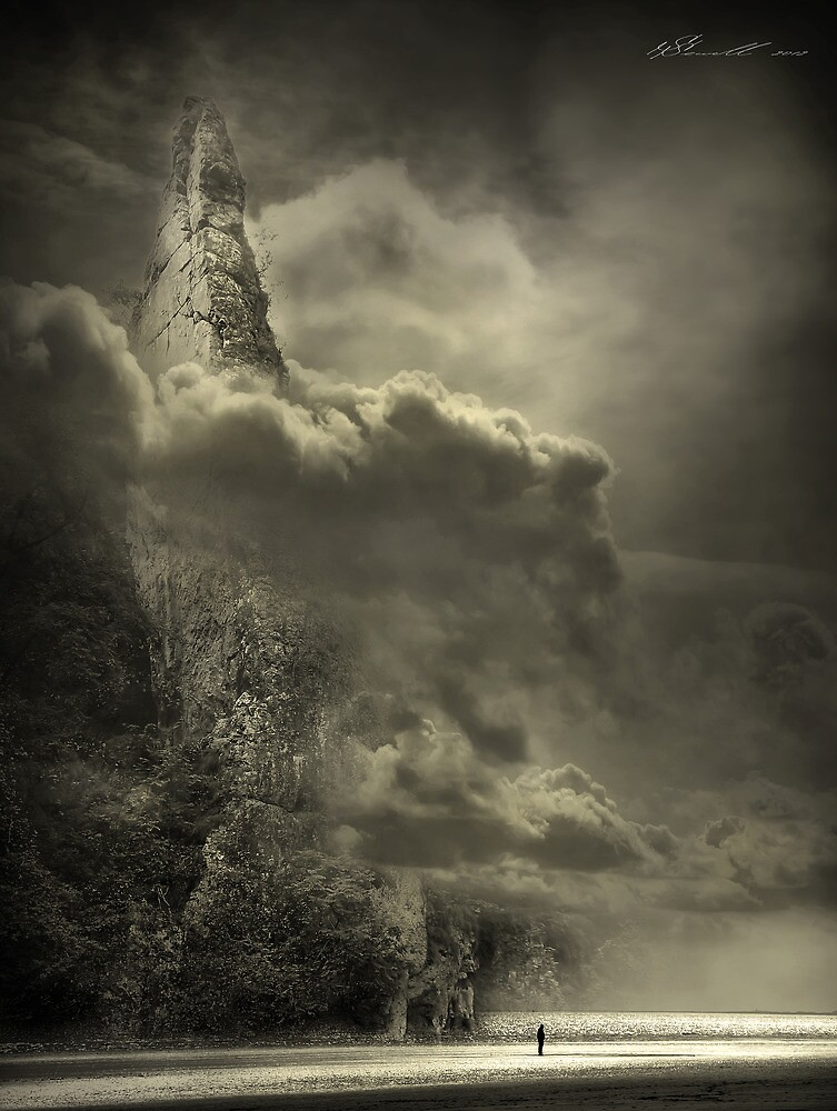 Cloudy day by Svetlana Sewell