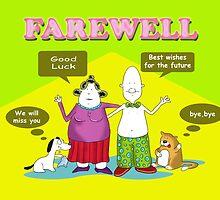 Farewell by fatcatandduncan