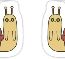 Adventure Time Snail - Small Possessed Sticker Set 2 Sticker