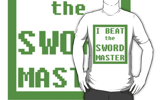 I Beat the Sword Master by Erizium