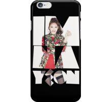 TWICE 'Im Na-yeon' Typography iPhone Case/Skin