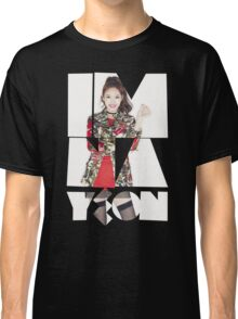 TWICE 'Im Na-yeon' Typography Classic T-Shirt